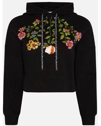 Vivetta Black Sweatshirt