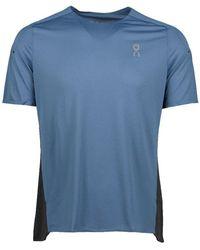 On Running Performance T Shirt - Black