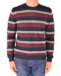 Emporio Armani - Wool Sweater - Lyst