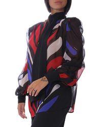 Marco Bologna Patterned Shirt - Multicolour