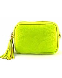 The West Village Marlon Borsa Paris Bag Giallo Neon - Yellow