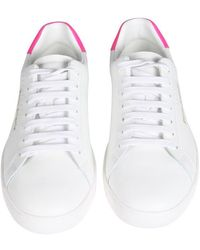 Palm Angels New Tennis Sneakers - White