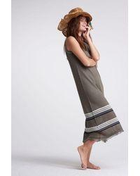 Lisa Todd The Riviera Dress - Safari Combo - Green