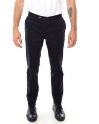GTA Cotton Pants - Blue