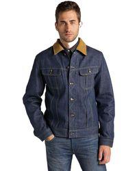 Lee Jeans Storm Rider Jacket Dry - Blue