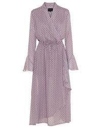 Birgitte Herskind Rillo Dress - Purple