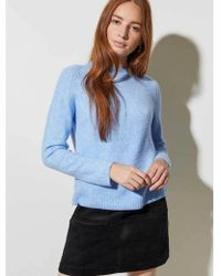 Great Plains - Milly Knit In Chambray - Lyst