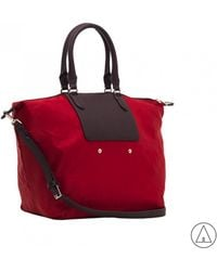 Patrizia Pepe - Shoulder Bag In Red - Lyst
