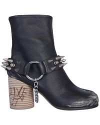 Maison Margiela Tabi Boot - Black