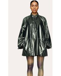 Stine Goya - Pan Seaweed Green Dress - Lyst