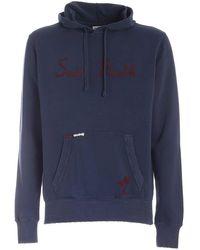 Mc2 Saint Barth Lincoln Sweatshirt - Blue