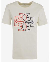 Tory Burch T-shirts And Polos - White