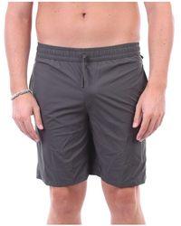 Fedeli Swimwear Sea Shorts Verdone - Grey