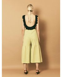 House Of Sunny - Fit & Flares In Green - Lyst