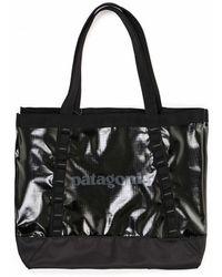 Patagonia Black Hole 25l Tote Bag - Black Size: One Size, Colour: Blac