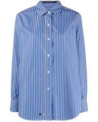 Sofie D'Hoore Striped Boy Shirt - Blue