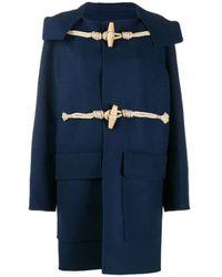 Sofie D'Hoore Cassat Duffle Coat - Blue