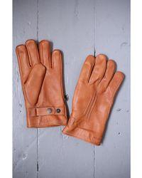 Hestra - Men's Cork Sports Classic Deerskin Lambskin Gloves - Lyst