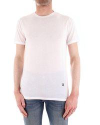 Patrizia Pepe Cotton T-shirt - White