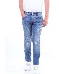 Entre Amis Jeans Slim Light Jeans - Blue