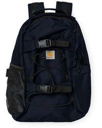 Carhartt Wip Kickflip 25l Backpack - Dark Navy Size: One Size, Colour: - Blue
