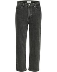 Part Two Judy Washed Jeans - Black