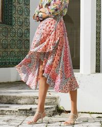 Suncoo Fanny Skirt - Multicolor