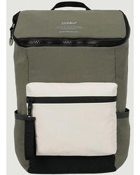 Ecoalf Andermatt Backpack Khaki - Green