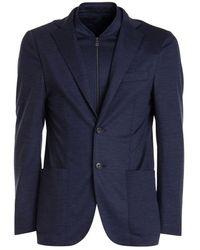 Corneliani Jacket - Blue