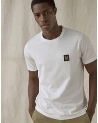 Belstaff - Classic Crew T-shirt - Lyst