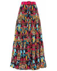 Paolita Ismini Margaux Skirt - Multicolour