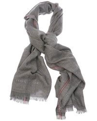 Corneliani Scarves 86b390 0829022 033 - Gray
