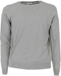 Seventy Wool Jumper - Grey