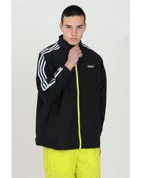 adidas Zip Jacket Reverse Track - Black