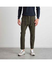 "Cruna Pantalone ""mitte"" Jersey Tecnico - Green"
