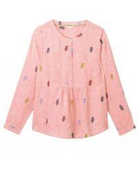 White Stuff W T/shirts/tops Ws .429259 Pin.429259 - Pink