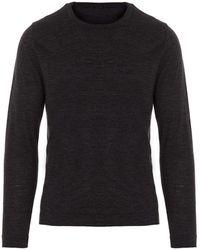 Zanone Other Materials T-shirt - Gray