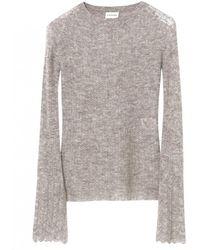 By Malene Birger Nasa Sweater - Grey
