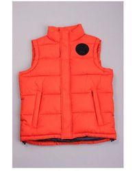 North Sails - Comodoro Vest Colour: Pureed Pumpkin - Lyst