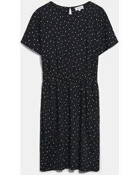 ARMEDANGELS Tadinaa Dots Dress - Black
