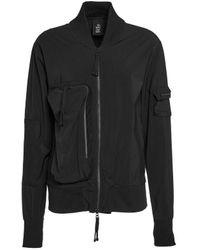 Thom Krom - Men's Msj45111black Black Other Materials Sweatshirt - Lyst