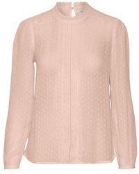 Part Two - Kristine Misty Rose Shirt - Lyst