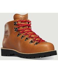 Danner Mountain Light Leather Boots Cascade - Brown