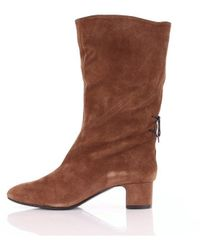 Fabio Rusconi Boots Calf Women Tobacco - Brown