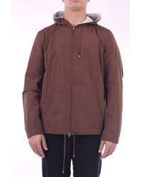 Gran Sasso Jackets Short - Brown