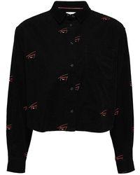 Tommy Hilfiger Critter Cord Shirt , Title:blk - Black