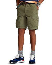Ralph Lauren Cotton Shorts - Green