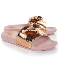 Ted Baker - Women's Melvah Leather Sandals - Lyst
