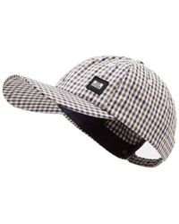 Weekend Offender Aw21 Clay Cap - Check - Multicolour