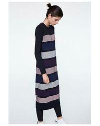 ARMEDANGELS Elvi Knitted Dress - Blue